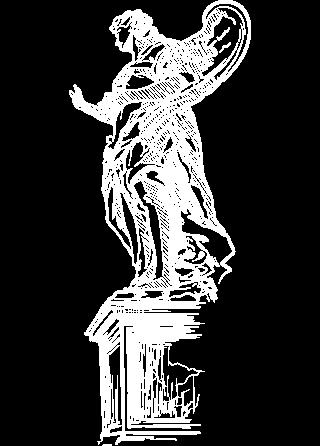 artisanat traditionnel statue platre